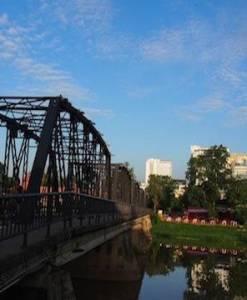 Chiang Mai Explorer tabtour Iron Bridge