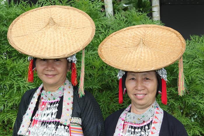 Two women of Tai Ya, Chiang Rai