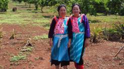 Lisu hill tribe women, Chiang Dao. Chiang Mai Tribal Photography Tour