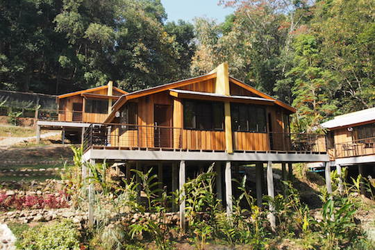 Mae Kampong Experience homestay