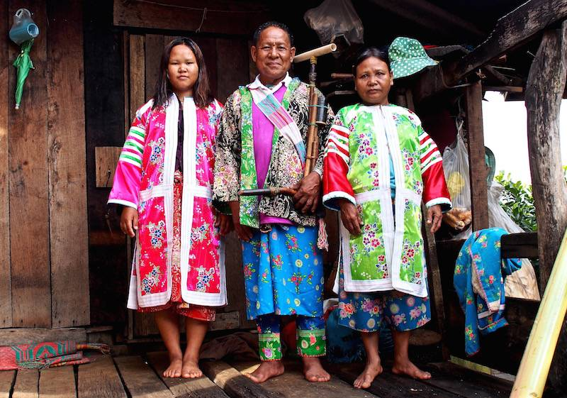 Lahu Family Green Trails