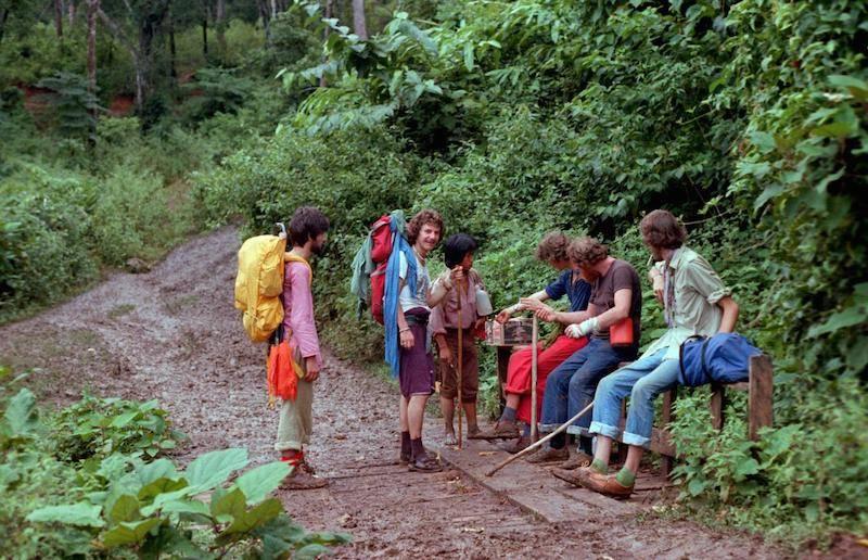 Don Oppedijk Thailand Trekking