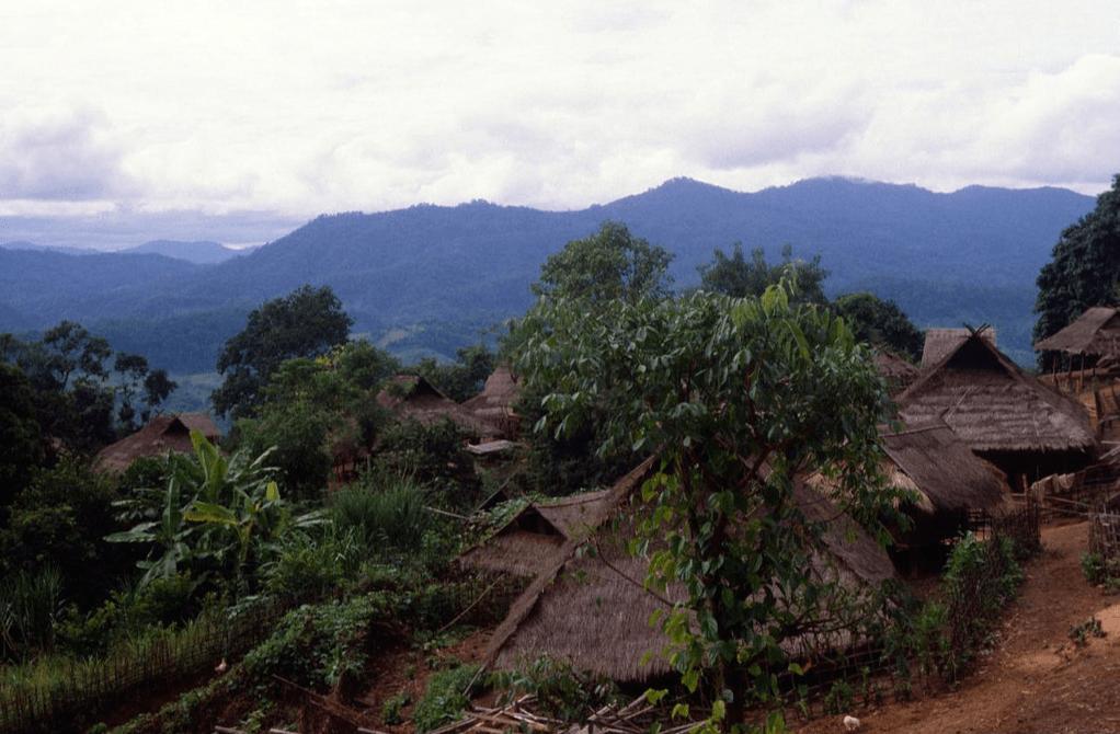 Thailand trekking