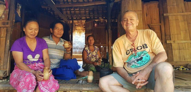 Chiang Rai Trekking to Doi Bo at Ban Yafu