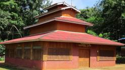 Chiang Dao Community House of Palong people