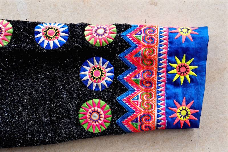 Embroidery of the Hmong People