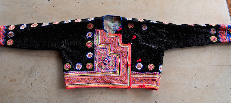 Hmong men's jacket
