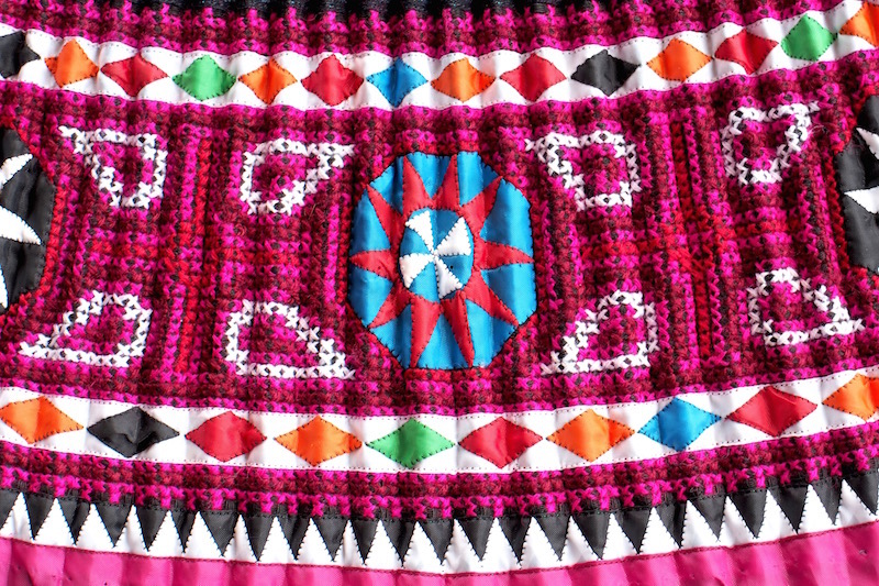 Textiles of the Hmong people