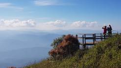 viewpoint on Doi Inthanon
