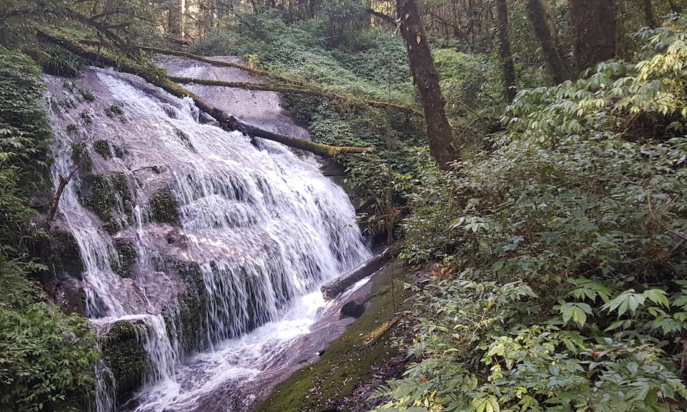 Waterfall of Doi Inthanon