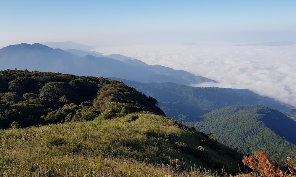 amazing view Doi Inthanon