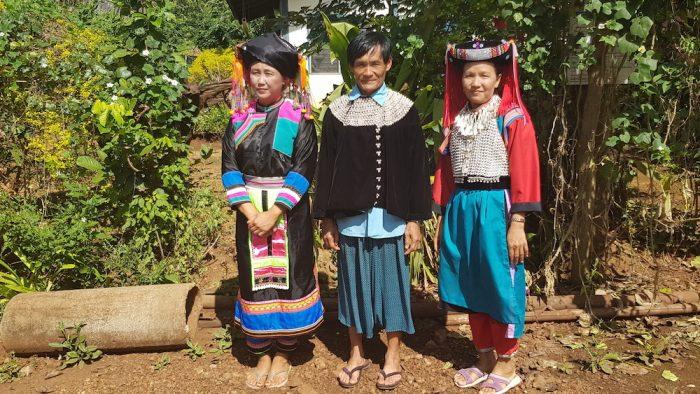 Lisu hill tribe village Chiang Dao Chiang Mai Tribal Photography Hill Tribes Thailand