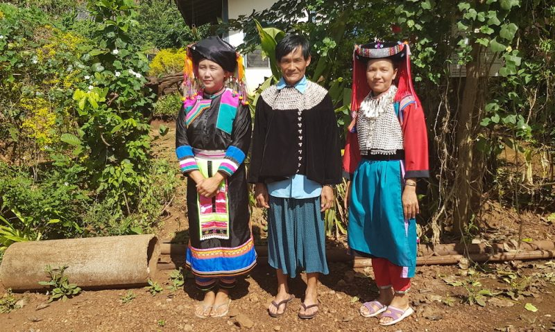 Lisu hill tribe village Chiang Dao Chiang Mai Tribal Photography Hill Tribes Thailand