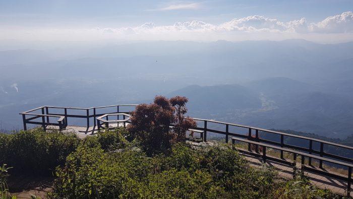 viewpoint Kew Mae Pan Nature Trail