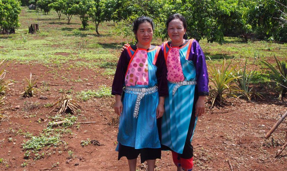 Chiang Dao Lisu women Lisu Hill tribe