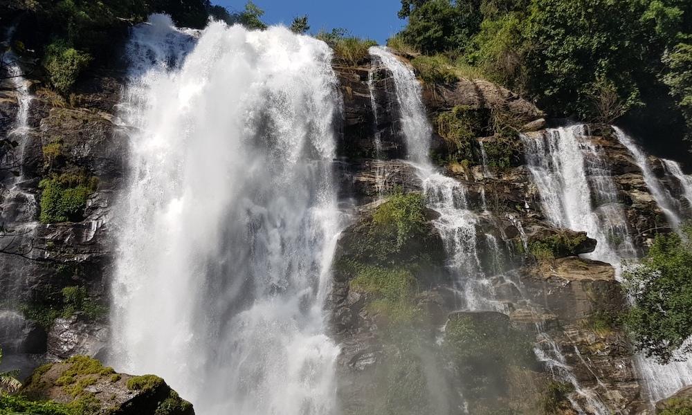 Doi Inthanon Wachirathan Waterfall