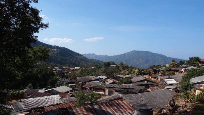 View on Ban Mae Sa Mai