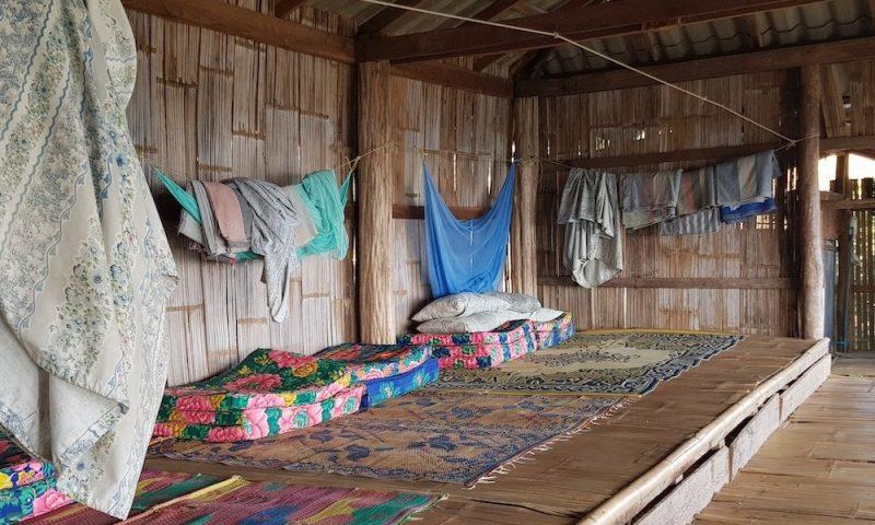Sleeping place Nongjao House Huay Khao Lip