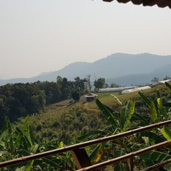 Wat House view homestay Huay Khao Lip