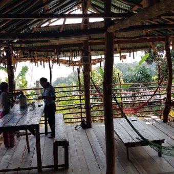Wat homestay Restaurant Huay Khao Lip