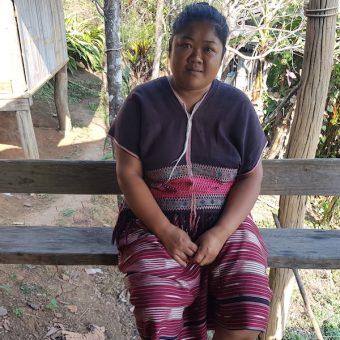 homestay owner Nongjao Huay Khao Lip